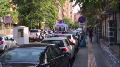 Silahlı saldırıda iki kişi yaralandı - DİYARBAKIR