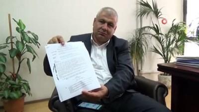 suc duyurusu -  Tonlarca ağırlığında greyderleri belediye kaybetti