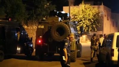 silahli saldirgan - Antalya'da mahalle bekçilerine pompalı tüfekle ateş açıldı