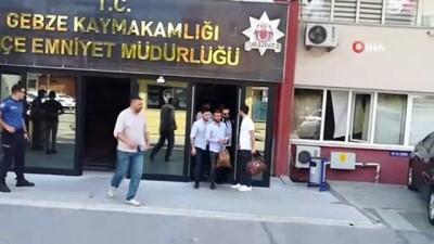 alkollu icecek -  Kocaeli'de büfelerden 152 bin TL'lik vurgun yapan hırsızlar yakalandı
