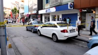Malatya'da Silahlı kavgada müşteri vuruldu