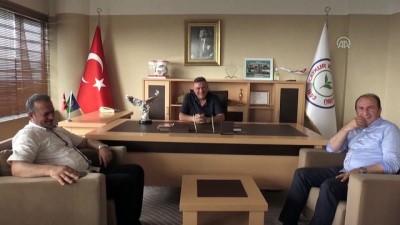 'Muric'in transferinde para ve futbolcu takasını konuşabiliriz' - RİZE