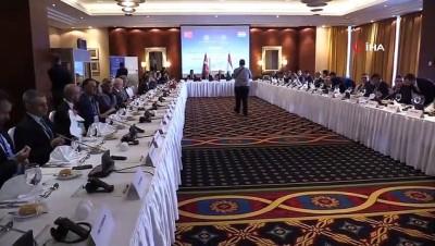 dis ticaret -  - Sanayi Ve Teknoloji Bakanı Varank Macaristan-Türkiye İş Konseyi Toplantısı'na Katıldı