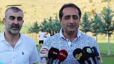 Selim Pilten: 'Güzel bir sezon yaşayacağız'