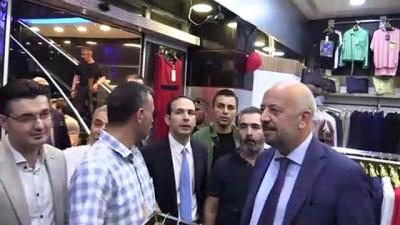 Ticaret Bakan Yardımcısı Turagay Suriye'de - AZEZ