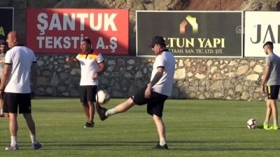 'UEFA'da başarıya gidecek bir takım hazırlanıyor' - MALATYA