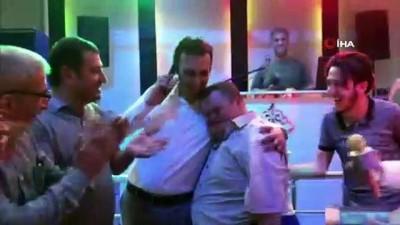 Başkan Kılıç down sendromlu gençle hem horon hem zeybek oynadı