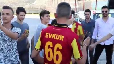 E.Yeni Malatyaspor'un kampa hazırlığı sürüyor