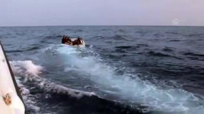 nani - Ege'de yasa dışı göçle mücadele - İZMİR