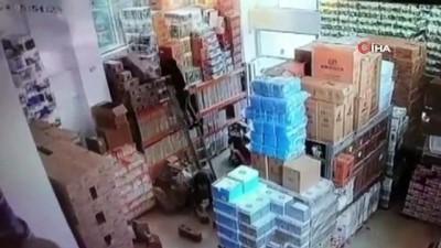 elektronik esya -  İstanbul'da iş yerlerine dadanan hırsızlık çetesi polis tarafından çökertildi