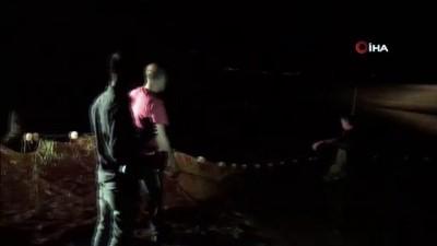 orman mudurlugu -  Kaçak avlanan bir ton 600 kilo balık yeniden suya bırakıldı