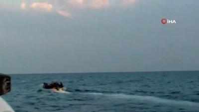 nani -  Lastik botla Yunanistan'a geçmeye çalışan 37 kişi böyle yakalandı