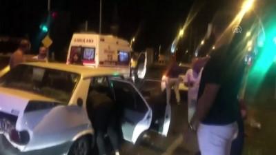 Malatya'da zincirleme trafik kazası: 6 yaralı