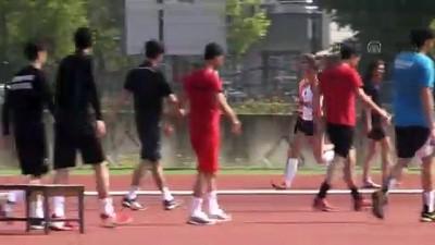 Milli atletlerin hedefi Avrupa'da kürsüye çıkmak - BOLU