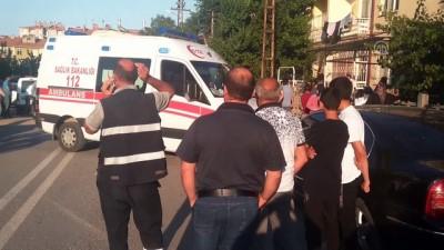 agir yarali - Silahlı saldırı: 1 ölü, 2 yaralı - KONYA