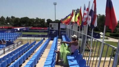 ceyrek final - Tenis: Turkish Airlines Antalya Open - ANTALYA