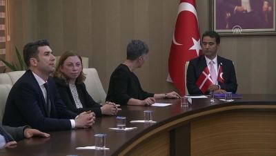 Akdeniz Üniversitesi ile Novo Nordisk Türkiye arasında iş birliği - ANTALYA