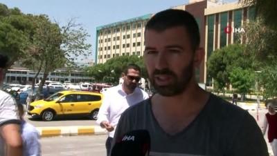 yuksek ates -  Ateş Ayaz'ın ameliyat olacağını Haluk Levent sosyal medyadan duyurdu
