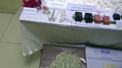 plastik patlayici - Ceylanpınar'da patlayıcı madde ele geçirildi - ŞANLIURFA