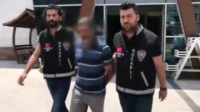 insaat malzemesi - Cezaevi firarisi hükümlü hırsızlıktan yakalandı - KOCAELİ