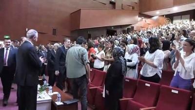 Milli Eğitim Bakanı Selçuk, öğretmenlerle bir araya geldi - NİĞDE