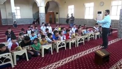 Oyun oynayarak Kur'an öğreniyorlar - ŞIRNAK