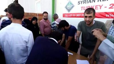 Suriyelilere yönelik yardımlar - SURİYE