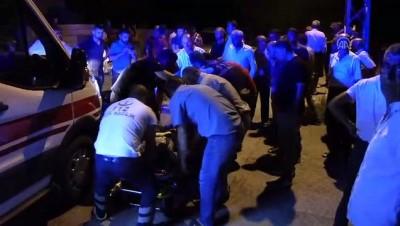 Trafik kazası: 2 yaralı - ADIYAMAN