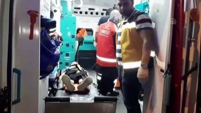 Trafik kazası 9 yaralı - SİİRT