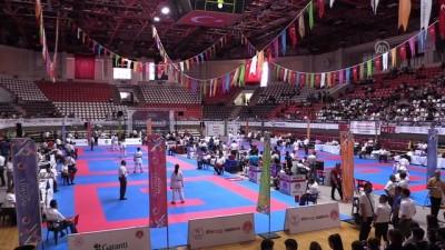 Ümit, Genç ve 21 Yaş Altı Türkiye Karate Şampiyonası - GAZİANTEP