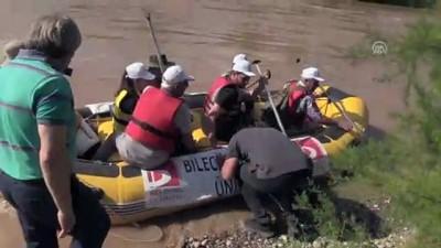 belgesel - Botla 3 gün gezerek Sakarya Nehri'nin 'fotoğrafını çekecekler' - BİLECİK