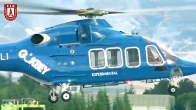 argo - Gökbey helikopteri ilk sertifikasyon uçuşunu yaptı - ANKARA