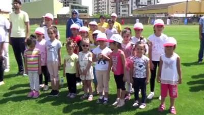 Muş'ta Yaz Spor Okulları açıldı