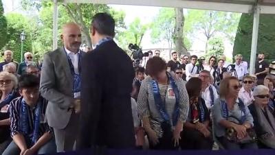 milli futbolcu - Şükrü Birand son yolculuğuna uğurlanıyor - İSTANBUL
