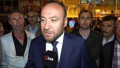 Cumhurbaşkanı Erdaoğan'dan, İl Başkanı Dağdelen'e tebrik telefonu