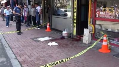 biber gazi -  Zonguldak'ta bıçaklı saldırı: 1 ağır yaralı