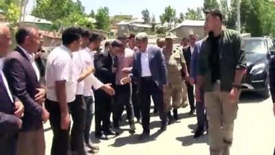 dayatma - Teröristlerce katledilen Ahi, vefatının ikinci yılında anıldı - VAN
