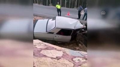 Trafik kazası: 1 ölü, 5 yaralı - KAHRAMANMARAŞ