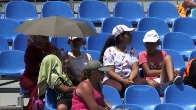 Türkiye, çim kort tenis turnuvası organizasyonlarında iddialı - ANTALYA