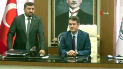 """Canikli: """"İmamoğlu'nun beyni bu milletin emrinde değil. Ben Türk milletine aitim demiyor"""""""