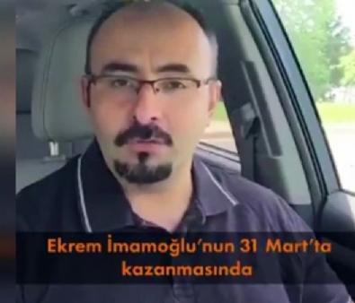 turkiye - FETÖ'cü Emre Uslu açık açık söyledi: 'Biz olmasaydık Ekrem İmamoğlu...'