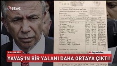 Mansur Yavaş'ın yalan belgesi ortaya çıktı!