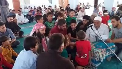 cami imami -  - Suriye'de Bayram Namazı