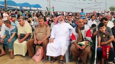 hapishane -  - Gazze'de Ramazan Bayramı Coşkusu