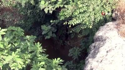 multeci kampi -  Savaşta babasını kaybeden çocuk su birikintisinde boğuldu