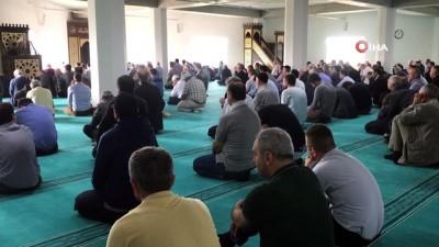 kutuphane -  Sakarya'nın en büyük Külliyesi Şeyh Edebali Camii ibadete açıldı