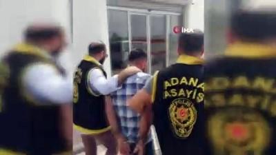 polis merkezi -  Cep telefonu gasp eden zanlı tutuklandı