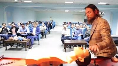 EGO'dan bir hizmet içi eğitim daha