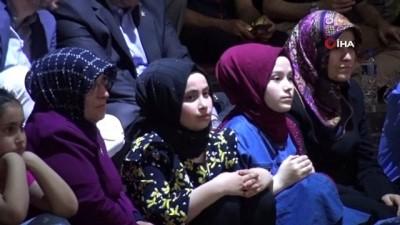 ramazan ayi -  Genç hafızlar Fetih Müzesi'nde yarıştı