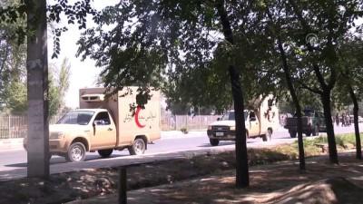 silahli saldirgan - Afganistan'da terör saldırısı - KABİL